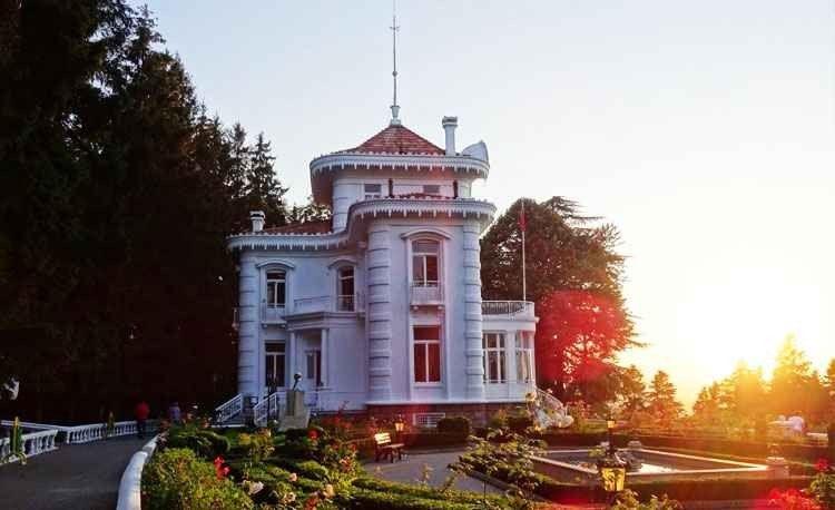 قصر أتاتوركAtaturk Villa