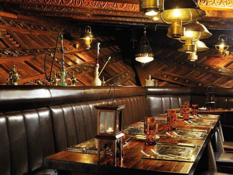 مطعم الطاووسPeacock Restaurant Al Taif