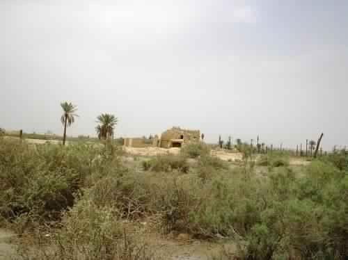 قصر العين في العوشزيةAl Ain Palace in Al Oushzih