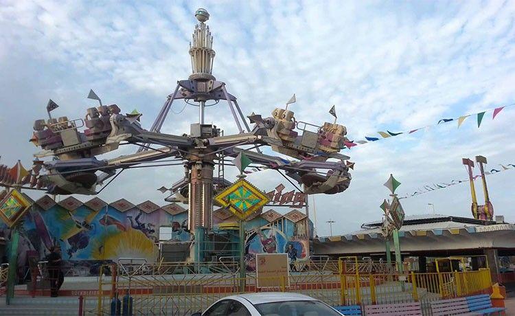 ملاهي قصر أبهاAbha Palace Theme Park