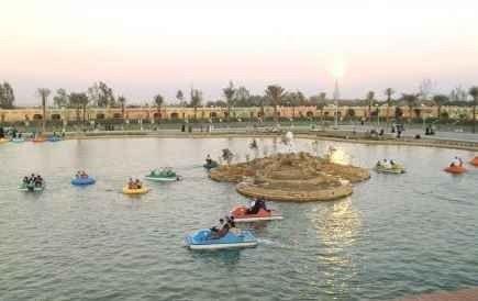 منتزه الفانتزي لاند بالرياضFantasy Land Park Riyadh
