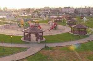 حديقة الأمير فهد الفيصلPrince Fahad Al Faisal Park