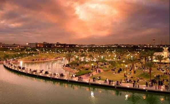 منتزه سلام الرياضSalam Park