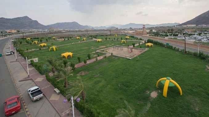 حديقة الفيصلية بمحايل عسيرAl Faisaliah Park Muhail Asir