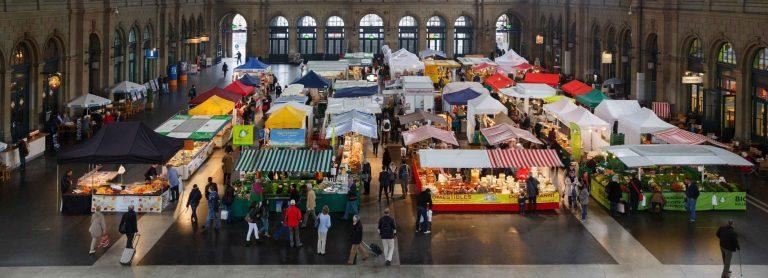 Bahnhof Market