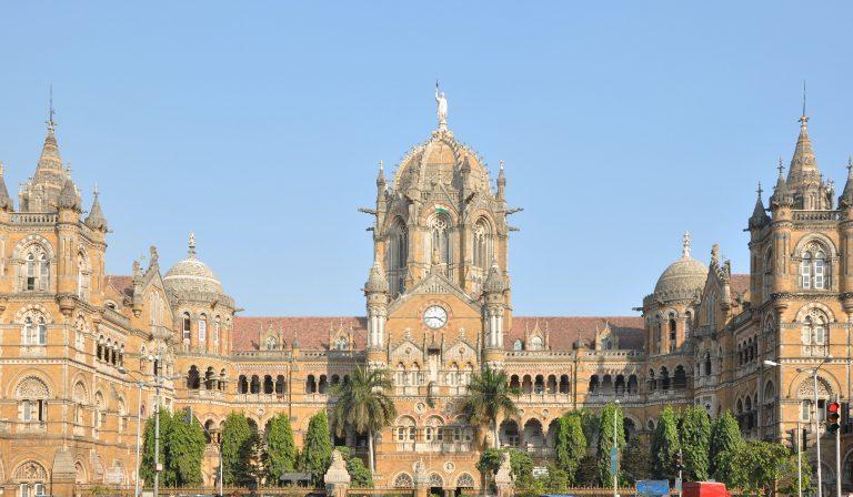 نهاية تشاتراباتي شيفاجي Chhatrapati Shivaji Terminus
