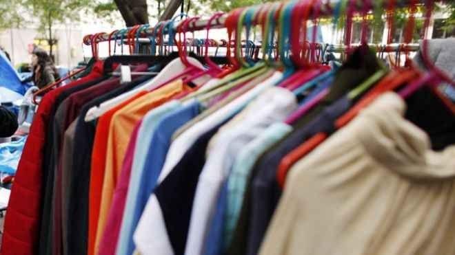 الملابس Clothing