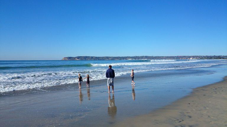 شاطئ بلدية كورونادو Coronado Municipal Beach