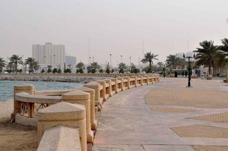 منتزه الملك عبد الله في الدمامKing Abdullah Park Dammam