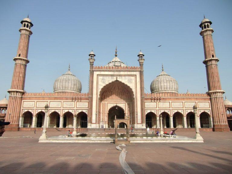 جامع جاما Jama Masjid