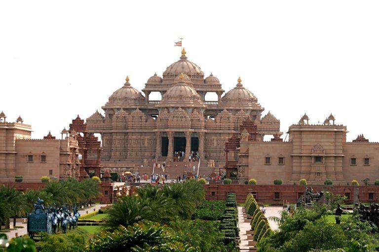 سوامينارايان اكشاردام Swaminarayan Akshardham