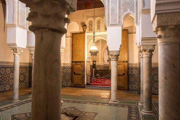 ضريح مولاي إسماعيل - Mausoleum of Moulay Ismail