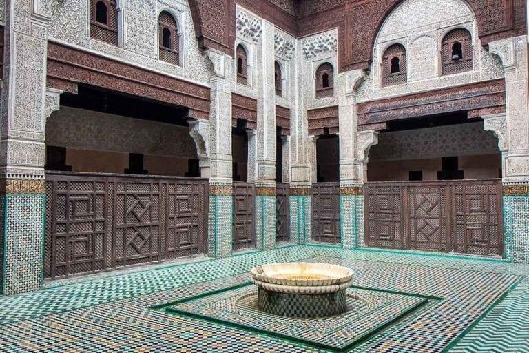 المدرسة البوعنانية - Bou Inania Madrasa