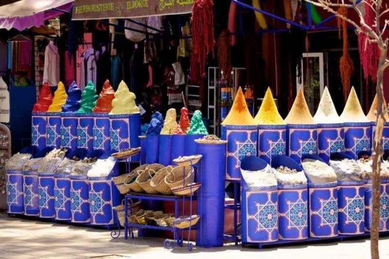 الأسواق الشعبية في الرباط .. أسواق تُشعرك بالسحر المغربي !