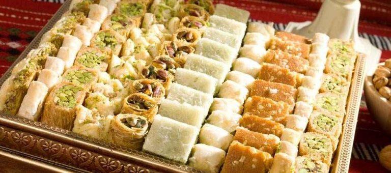 حلويات سعد الدين في الطائفSaadeddin pastry Al Taif