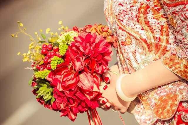 أهم عادات الزواج في الصين