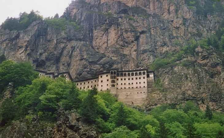 دير سوميلاSumela Monastery