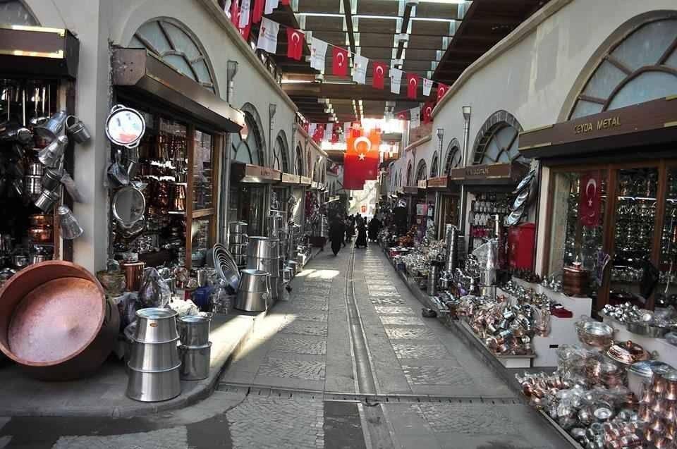 سوق بيدستن طرابزونBedesten Trabzon