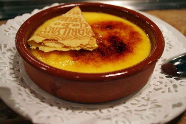 اكلات مشهورة Crema-catalana-768x510