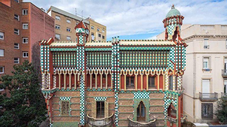 Casa Vicens -كاسا فيسنس
