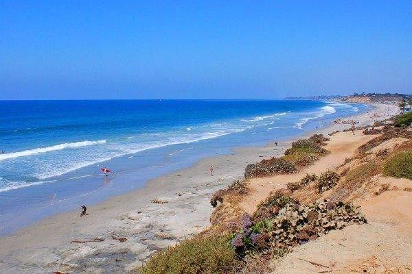 شاطئ ديل مار ستي Del Mar City Beach