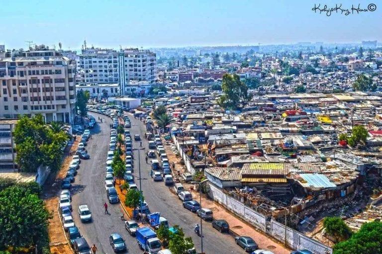 8de5e7666 الأسواق الشعبية في الدار البيضاء .. تسوق ممتع ورخيص !   مرتحل