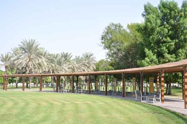 منتزهات الحزام الأخضر في الطائفAl Taif Greenbelt parks