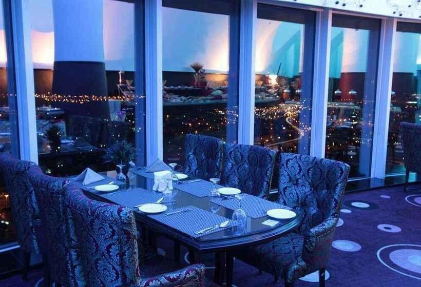 مطعم أوالف الدوارRevolving restaurant Al Taif