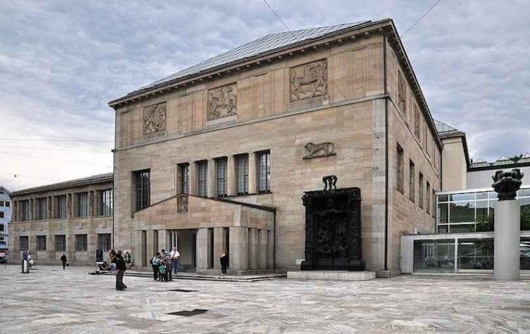 Kunsthaus Zurich -كونسثاوس زيورخ
