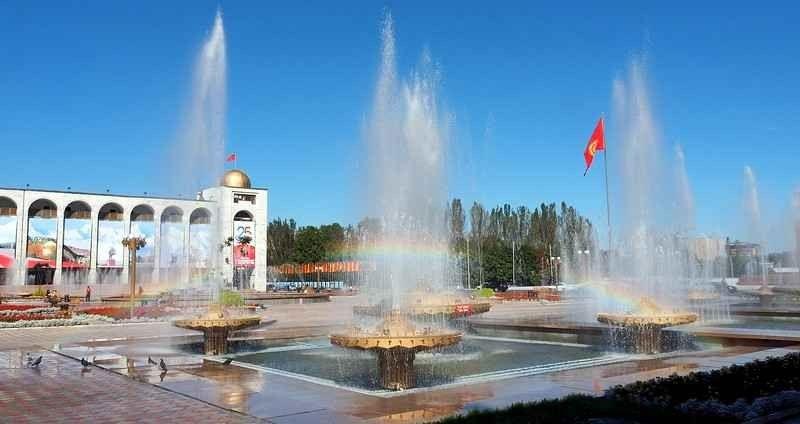 أهم الاماكن السياحية في بشكيك