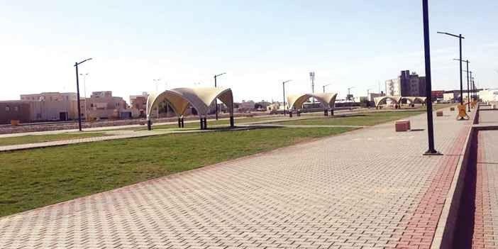حديقة المحفل بالرس Al Mahfal Park