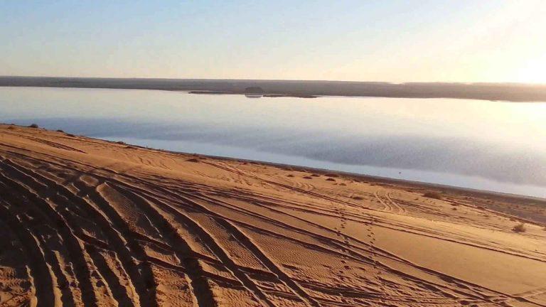 بحيرة العوشزيةLake Al Oushzih