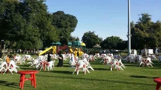 منتزه النسيم في الطائفAl Naseem Park