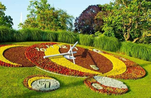 Jardin Anglais -English Garden -الحديقة الإنجليزية