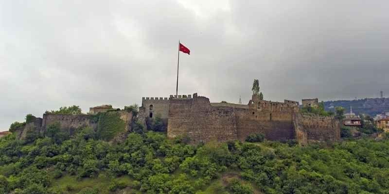 قلعة طرابزونCastle Of Trabzon