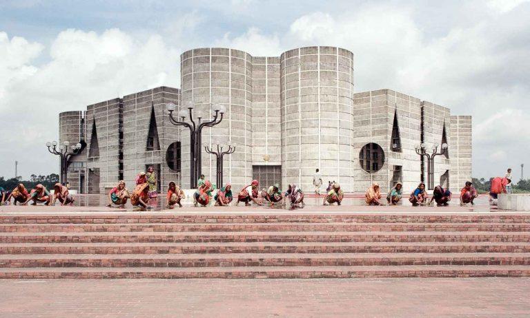 National Assembly Building - مبنىالجمعية الوطنية لبنغلاديش