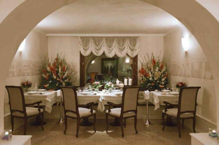 مطعم ألي كورون Ristorante Alle Corone