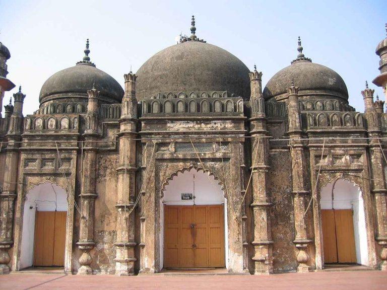 Khan Mohammad Mridha's Mosque -مسجد خان محمد ميرزا