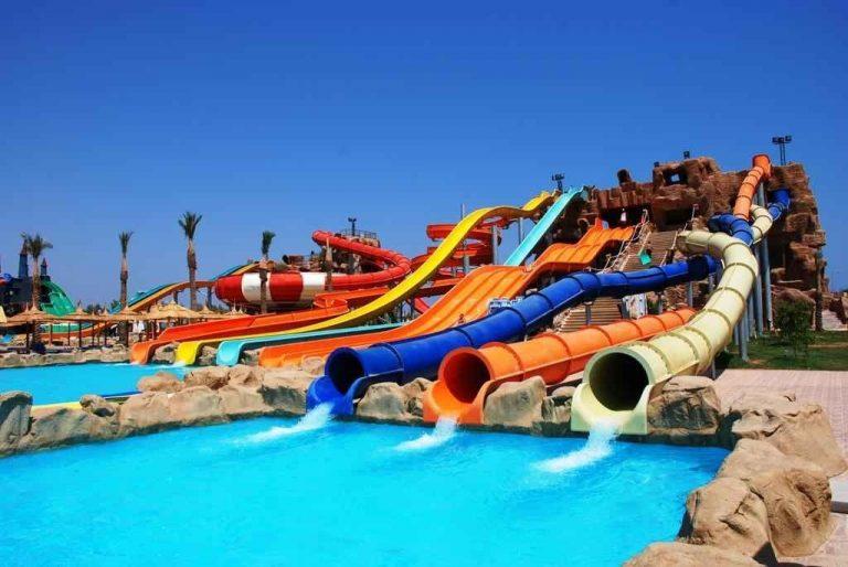 أكوا بلو واتر بارك Aqua Blue Water Park