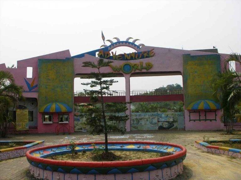 Adventure World Amusement Park Sylhet -ملاهي عالم المغامرات سيلهيت