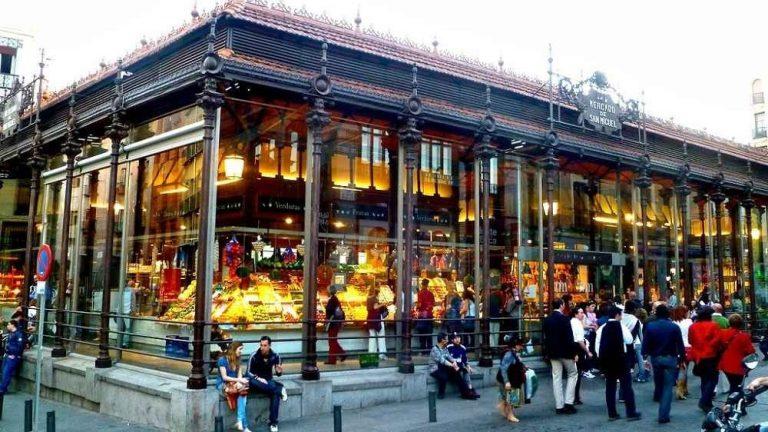Mercado de San Miguel - سوق سان ميجيل
