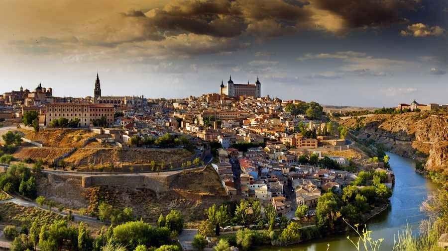 Toledo -طليطلة