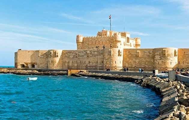 قلعة قيتباي Fort Qaitbey
