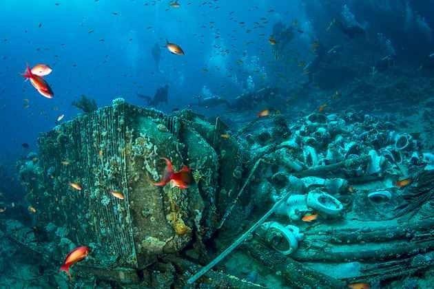 حاجز يولاندا المرجاني Jolanda Reef