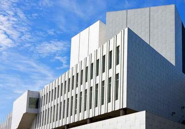 قاعة فنلندا Finlandia Hall