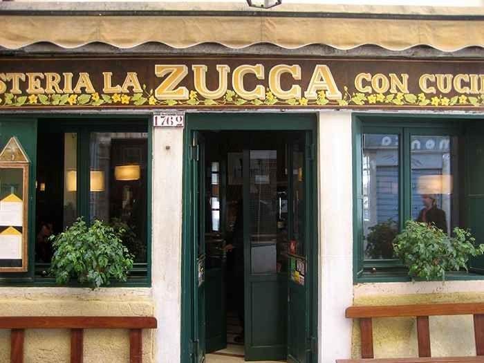 لا زوكا La Zucca