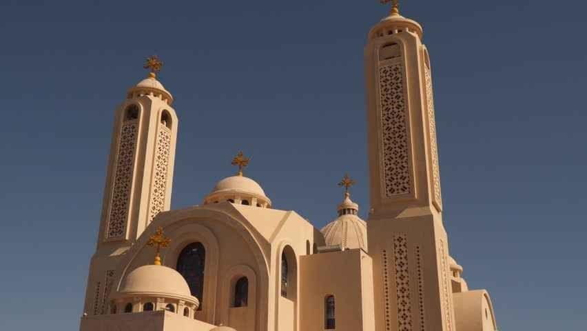 الكنيسة القبطية Coptic Church