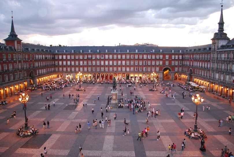 Plaza Mayor -بلاثا مايور