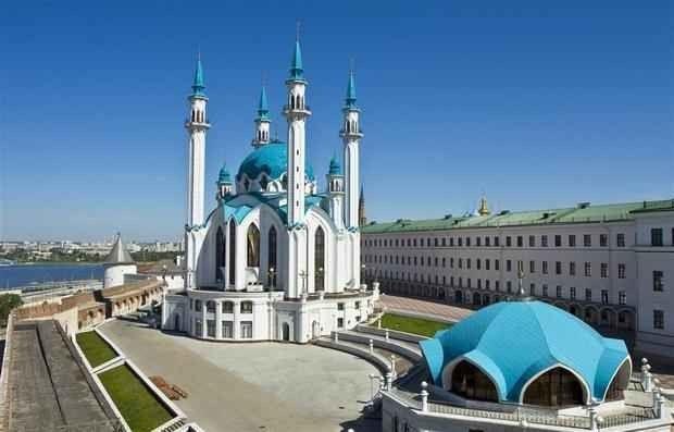 المدن السياحية في روسيا