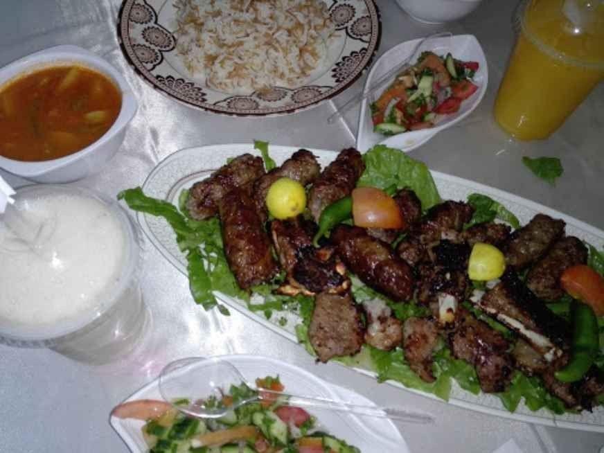 مطعم مشويات الألفي